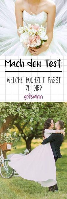 Traumhochzeit-Test: Welche Hochzeit passt wirklich zu dir?