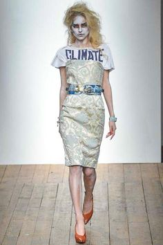 Vivienne Westwood Red Label Spring 2014 Ready-to-Wear Collection Slideshow on Style.com