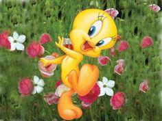 Tweety, Looney Tunes Wallpaper, Flash Design, Bird Wallpaper, Animation, Cellphone Wallpaper, Christmas Wallpaper, Entertaining, Fictional Characters