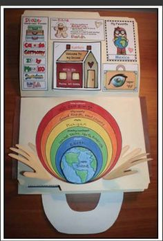 """50% Off """"Around The World Travels!"""" Includes Christmas Aro"""