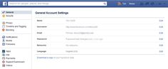 How to lock down Your Facebook Account for Maximum Privacy and Security - via Facecrooks