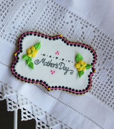 mother's day cookies, mothers day, usher, letter space, font