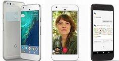 Google Pixel ve Pixel XL modellerini tanıttı!