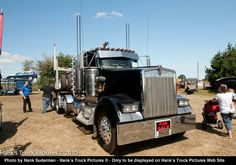 2003 kenworth log truck w 900 L from coos bay oregon