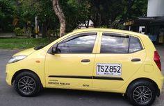 🔥Se Vende🔥 2013 Hyundai I10 Precio: $77,000,000  📍Ubicación: Medellín ♦Kilometraje: 398 kms ♦Transmisión: Mecánica ♦Combustible: Gasolina  Taxi usado como nuevo, a nivel mecánico y físico, tiene sólo un turno de trabajo, en el momento lo tengo parado, por la intención de venderlo, le tengo todo el historial clínico de todo lo que se le ha reparado, de ésta manera, no se va a encontrar con sorpresas como suele pasar al comprar un carro de trabajo usado, el kilometraje no es real, ya que se… Mazda 2, Royal Enfield, Yokohama, Peugeot, Chevrolet Aveo, Colombia