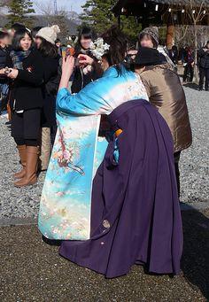 2011年 京都三十三間堂・通し矢 <Ⅶ> : SONIC the PHOTOBLOG