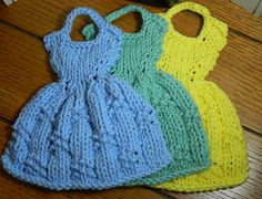 Ravelry: Dressing for Spring pattern by Debbie Trainor