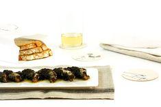 Cómo hacer sardinas con tapenade en Crock Pot o slow cooker. Receta paso a paso. Descubre esta y otras recetas de pescados en olla de cocción lenta.