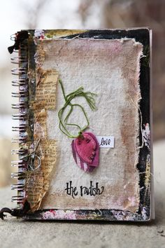 Art of Wild Abandonment: Journal Cover