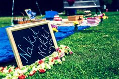 Nikita + Nakul: An Elaborate Lakeside Proposal in Melbourne - Indian wedding - Indian engagment - proposal picnic - proposal ideas - DIY chalkboards - video proposal Surprise Proposal, Proposal Ideas, Indian Engagement, Indian Bride And Groom, Diy Chalkboard, Chalkboards, Pretty Cool, Engagements, Real Weddings