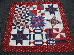American Dream Designed By Judy Martin For Her Book