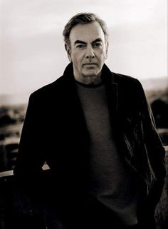 Neil Diamond~met him backstage Disneyland