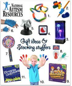 Autism Friendly Christmas Gift Ideas