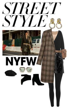 """NYFW"" by desireervin on Polyvore featuring Gucci, IRO, American Vintage, Ballet Beautiful, Topshop, rag & bone/JEAN, Theory, Givenchy, contestentry and nyfwstreetstyle"