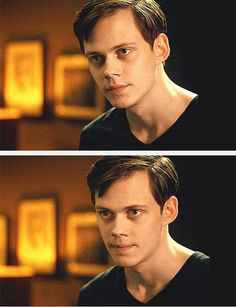 Bill Skarsgard, not going to lie his character in Hemlock Grove is my favourite thing about that show