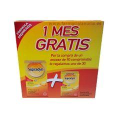 Supradyn Activo 90 + 30 comprimidos Pack Ahorro