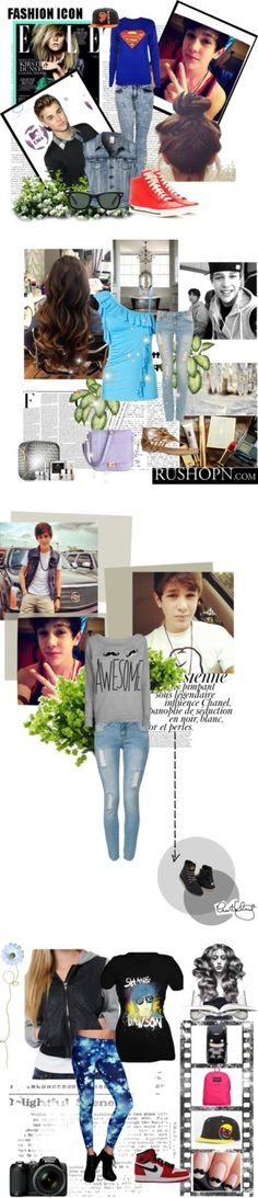 """""""Austin Mahone Collection"""" by angel-payne-loves-one-direction ❤ liked on Polyvore"""