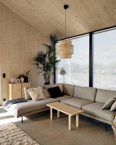 Scandinavian Interior Living Room, Living Room Modern, Living Room Interior, Living Spaces, Summer House Interiors, Interior Architecture, Interior Design, Fashion Room, Home Decor Inspiration