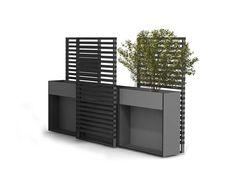 HPL garden partition TICINO   Garden partition by conmoto