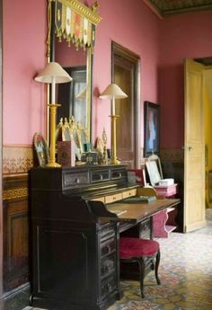 French Townhouse, from Messy Nessy Chic