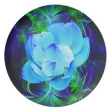Image result for lotus flower dinnerware