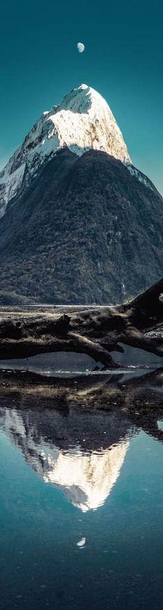 In Milford Sound near my home in New Zealand - photo from #treyratcliff Trey Ratcliff at www.StuckInCustom...