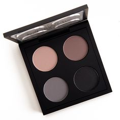 MAC The Best of Everything Eyeshadow Quad Review, Photos, Swatches