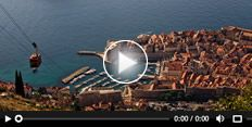 Dubrovnik Cable Car - Interactive virtual tour of the most beautiful town on Mediterranean