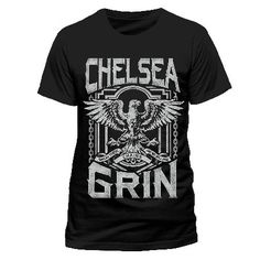 Chelsea Grin - Chainbreaker T-shirt Black Large ... (Barcode EAN=5054015143097) http://www.MightGet.com/march-2017-1/chelsea-grin--chainbreaker-t-shirt-black-large.asp