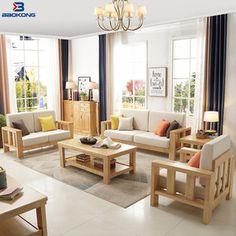 Source teak wood sofa set design for living room/living room furniture design on… – Wooden Sofa Designs Room Furniture Design, Living Room Sofa Design, Sofa Furniture, Wooden Furniture, Living Room Furniture, Living Room Designs, Living Rooms, Furniture Stores, Luxury Furniture