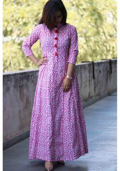 Pink Patti Jaal Maxi