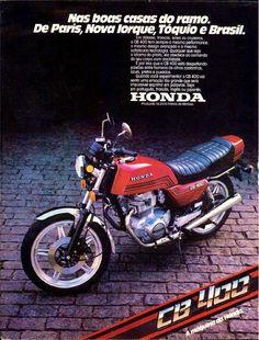 80's MOTORCYCLE ADVERTISING