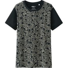 65bac3f10 STUDIES IN BLACK & WHITE | SPRZ NY. Keith Haring ClothingKeith Haring T  ShirtUniqlo ...