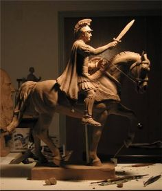 Sculptor of Alexander the Great History Major, Greek History, Roman History, Alexander The Great Statue, Sea Peoples, Cyrus The Great, Alexandre Le Grand, Hellenistic Period, Greek Warrior