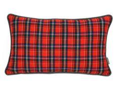 poduszka w szkocką kratę 30x50 cm | Obejrzano 48 | od Rezerwat Desi