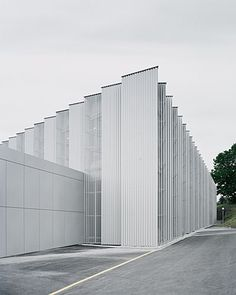E2A Eckert Eckert Architekten > Trafag AG, Bubikon   HIC Arquitectura   Bloglovin'