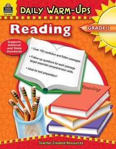 Daily Warm-Ups Reading G3