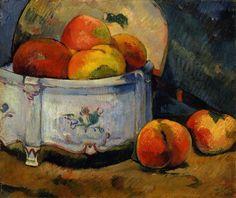 Paul Gauguin - Still life with Peaches