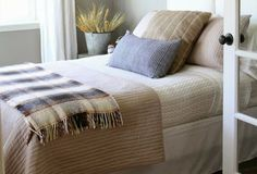 10 Steps to Your Coziest Bed Ever  via @PureWow
