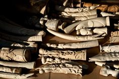 Nearly two tons of ivory will be crushed in New York on Thursday—but the practice is controversial.