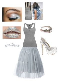 """""""Untitled #156"""" by duckdynasty ❤ liked on Polyvore featuring Au Jour Le Jour and Nly Shoes"""
