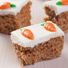 Carrot Cake met overheerlijke zoete glazuur