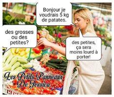 Bonjour je voudrais 5 kg de patates Motivation, Letter Board, Haha, Lettering, Thoughts, Funny, Quotes, Zen, France