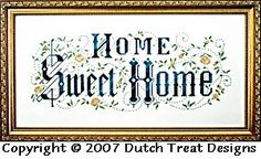 I completed this on preforated paper. Gorgeous. Dutch Treat Designs.