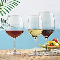 Break-Free PolyCarb Wine Glasses Party Set (Set of 12) at Wine Enthusiast - $54.99 #WineEnthusiast