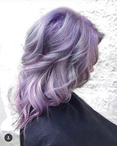 The Index of Hair: Photo Pulp Riot Smoke, Smoke Hair, Hair Color Purple, Purple Rain, Cute Hairstyles, Hair Hacks, Makeup Inspiration, Dyed Hair, Lilac
