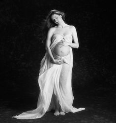 Gorgeous pregnancy photography
