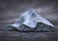 pinacle #iceberg Newfounland,Canada.  -- Your Shot. NATIONAL GEOGRAPHIC.