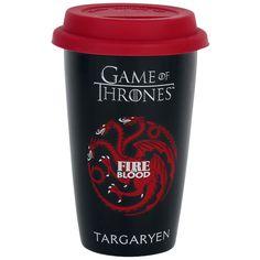 House Targaryen - Taza por Juego de Tronos