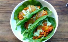 Indian Fusion Green Tacos (Vegan, Gluten-Free)